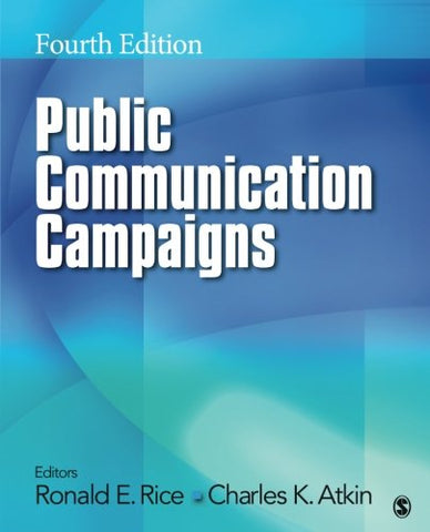 Public Communication Campaigns (Volume 4)
