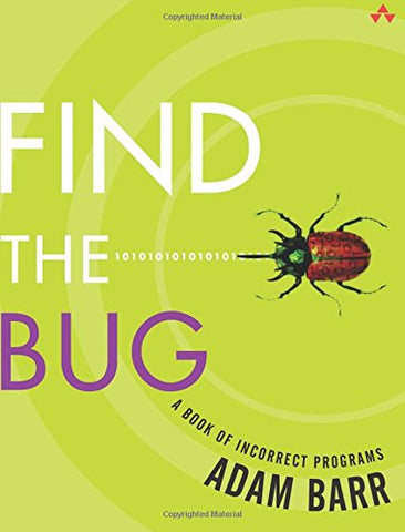 Find The Bug: A Book Of Incorrect Programs