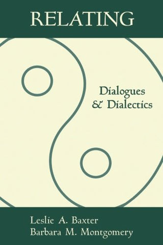 Relating: Dialogues And Dialectics