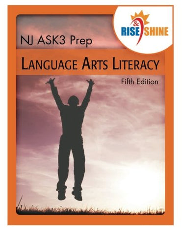 Rise & Shine Nj Ask3 Prep Language Arts Literacy