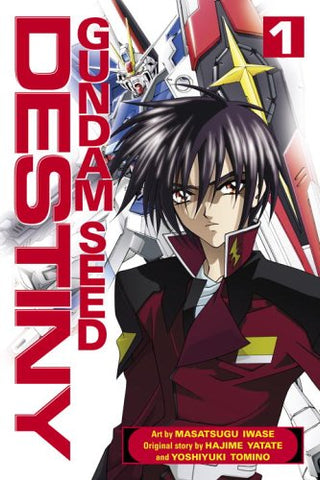 Gundam Seed Destiny, Vol. 1