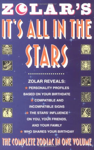 Zolar'S It'S All In The Stars
