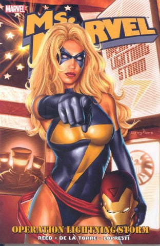 Ms. Marvel, Vol. 3: Operation Lightning Storm (Mighty Avengers) (V. 3)
