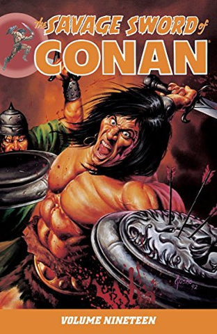 Savage Sword Of Conan Volume 19
