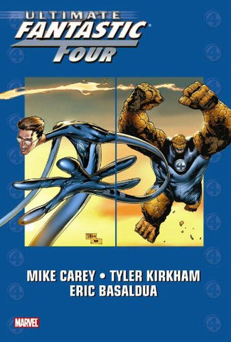 Ultimate Fantastic Four, Vol. 6