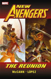 New Avengers: The Reunion Tpb