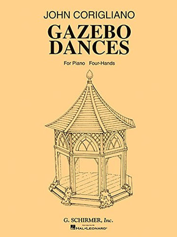 Gazebo Dances: Piano Duet