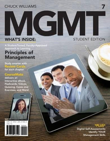 Mgmt7 (New, Engaging Titles From 4Ltr Press)