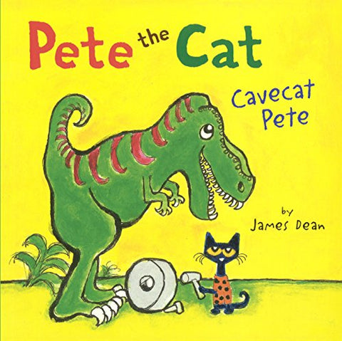 Cavecat Pete (Turtleback School & Library Binding Edition) (Pete The Cat)