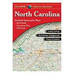 North Carolina Atlas & Gazetteer (Delorme Atlas & Gazetteer)
