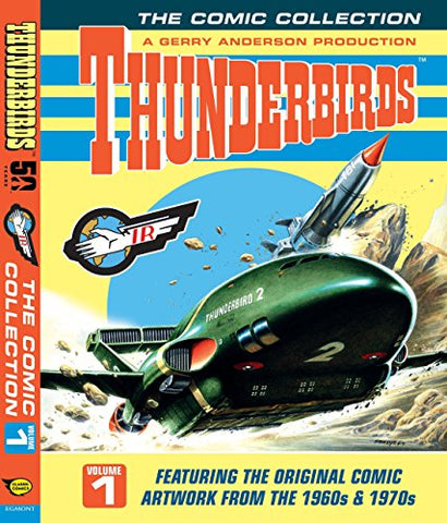 Thunderbirds: The Comic Collection