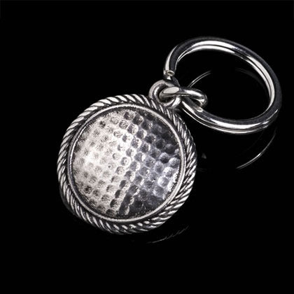 Rope Edge Golf Key Ring - Shano Designs