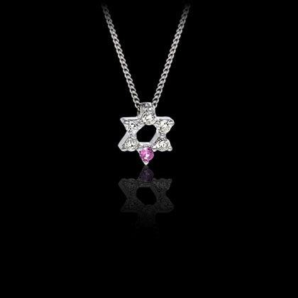 Star of David Pendant - Shano Designs