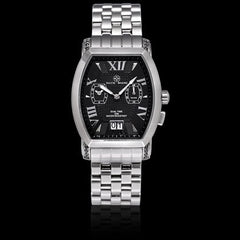 Dual Time Black Face, Black Diamond
