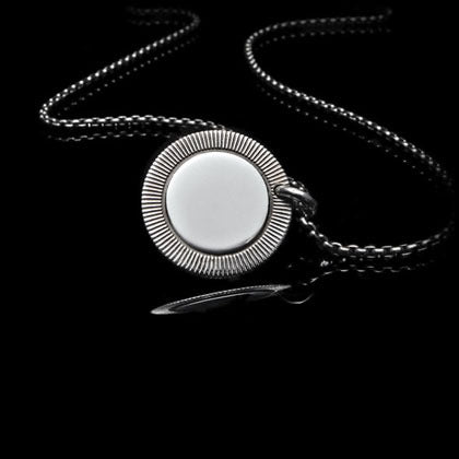Poker Chip Pendant