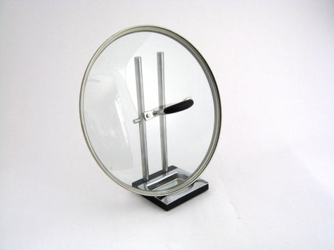 Zojila.com : Cochin Utensil and Lid Rest, Utensil Rest and Pot lid Holder, Stainless steel Ultra Modern : Kitchen & Dining