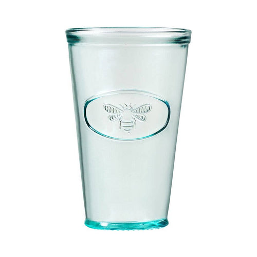 16 oz Bee Hiball Drinking Glass