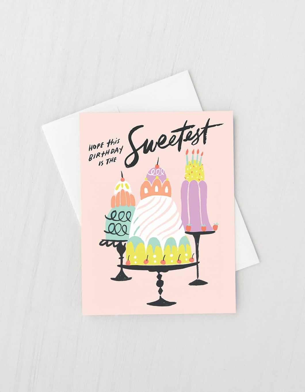 Sweetest Birthday Card