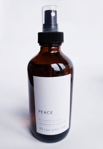 PEACE - room and linen spray
