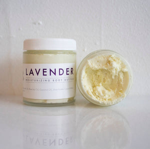 Lavender Body Butter