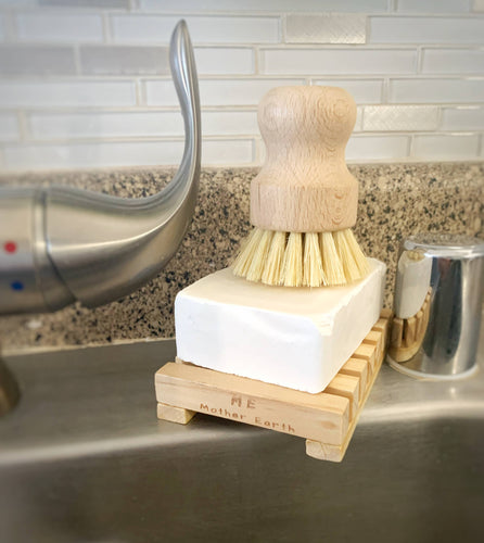 Sisal Hand Brush- Multipurpose