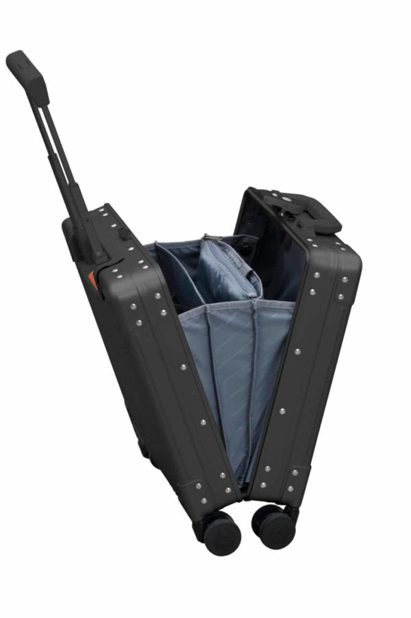 "16"" Aluminum Vertical Underseat Carry-On"
