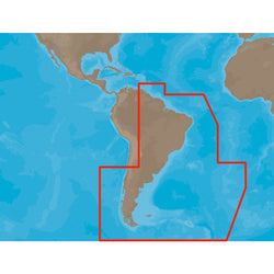 C-MAP MAX SA-M501 - Gulf of Paria - Cape Horn - SD Card [SA-M501SDCARD]