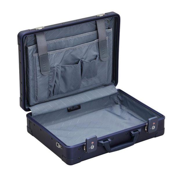 "17"" Aluminum Business Attache"