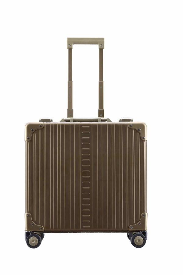 "17"" Aluminum Deluxe Wheeled Business Case"