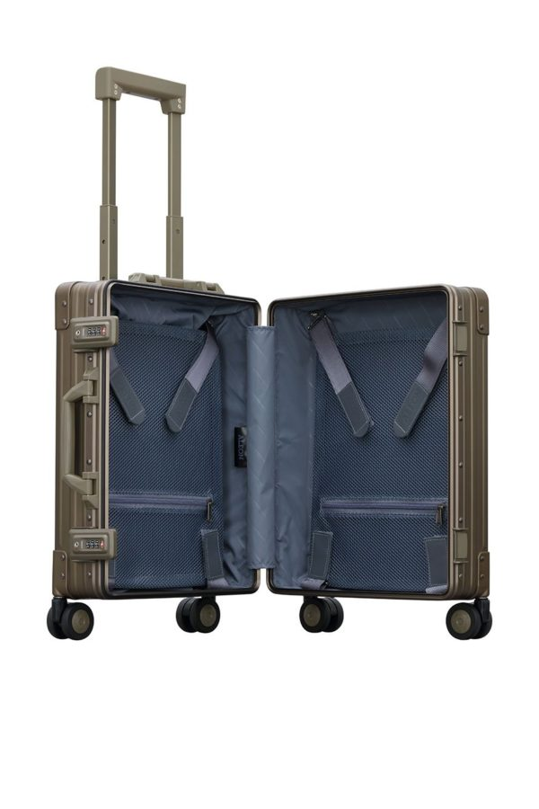 "19"" Aluminum International Carry-On"