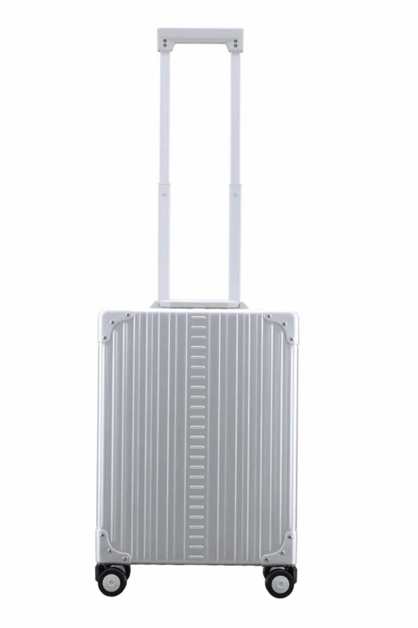 "21"" Aluminum Overnight Business Carry-On"