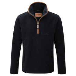 Berkeley 1/4 Zip Fleece Navy