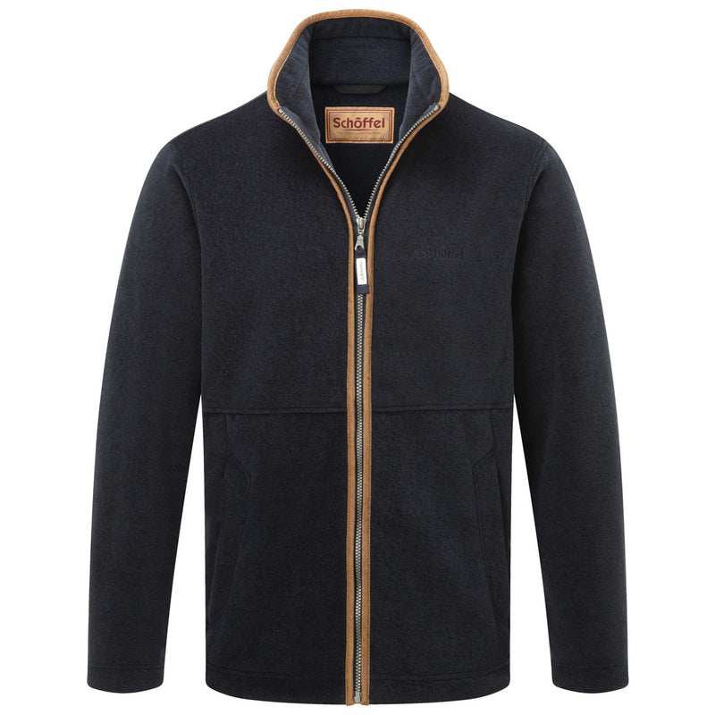 Cottesmore Fleece Jacket Navy