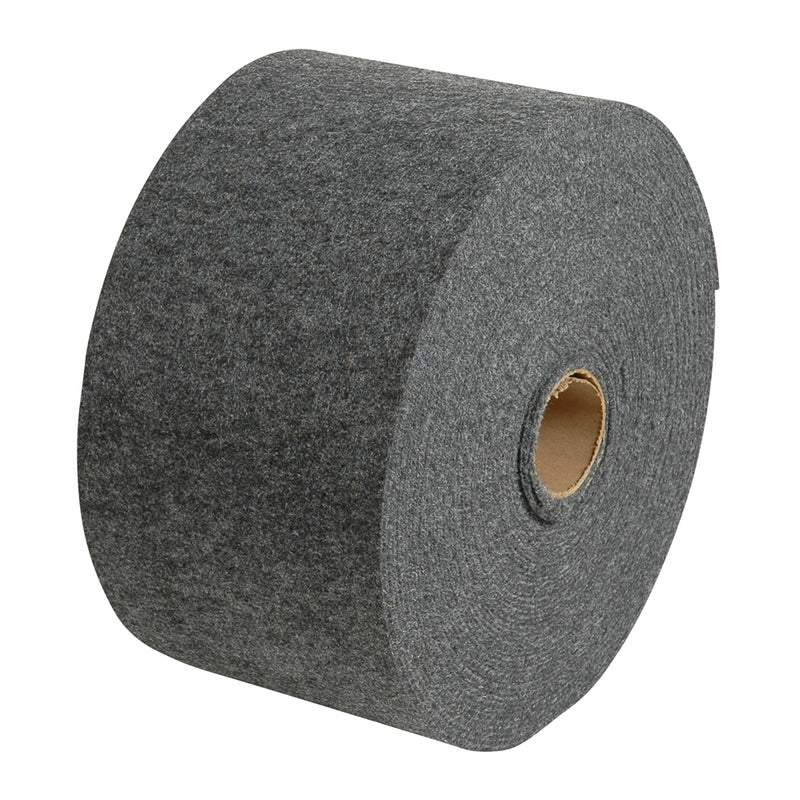"C.E. Smith Carpet Roll - Grey - 11""W x 12'L [11372]"