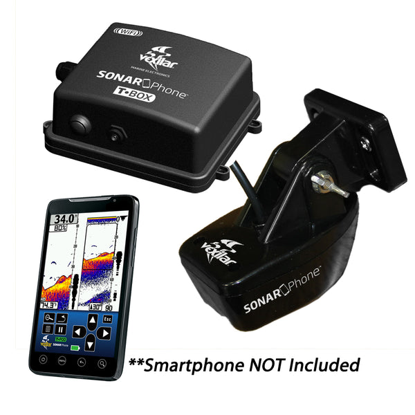 Vexilar SP200 SonarPhone T-Box Permanent Installation Pack [SP200]