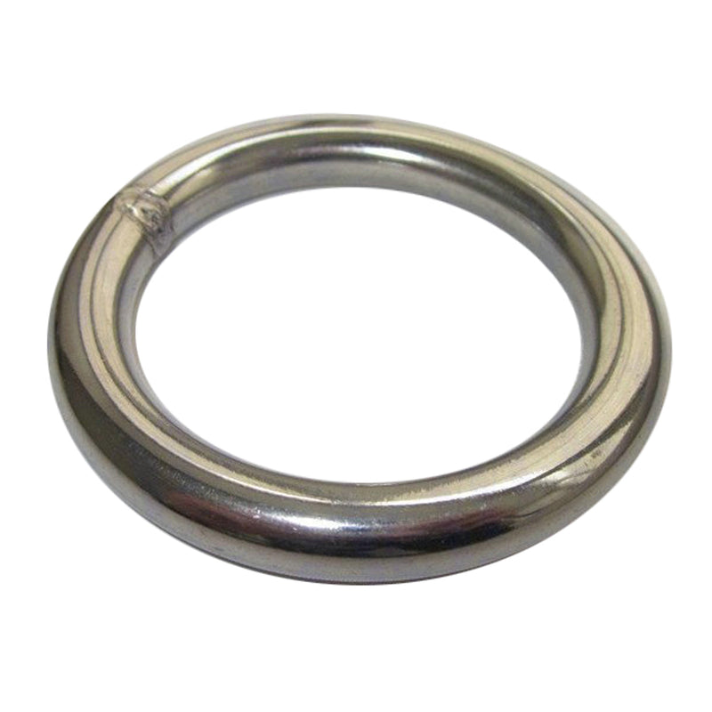 "Ronstan Welded Ring - 6mm (1/4"") Thickness - 38mm (1-1/2"") ID [RF124]"