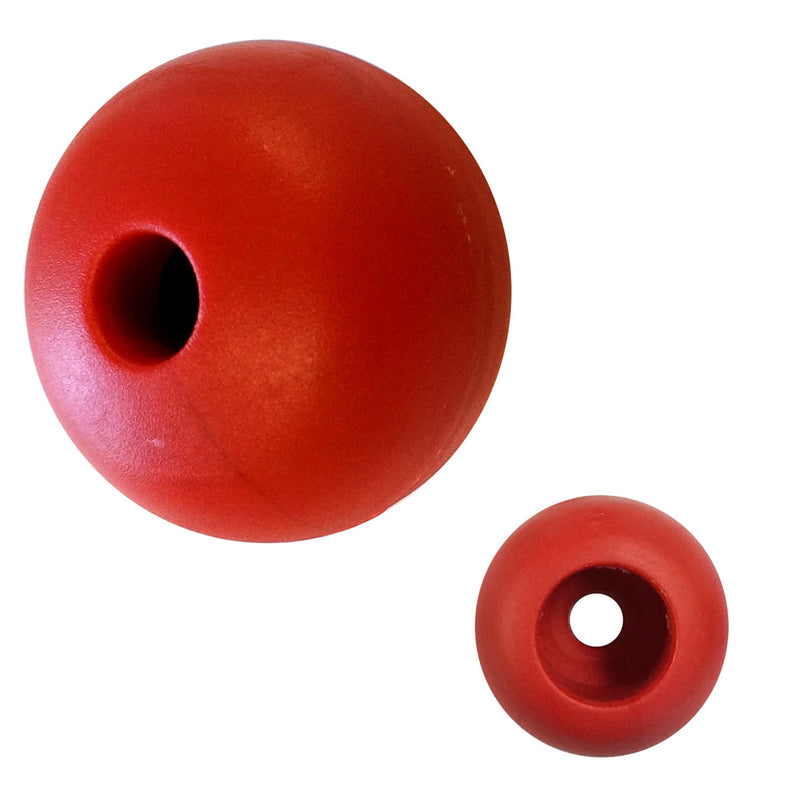 "Ronstan Parrel Bead - 25mm (1"") OD - Red - (Single) [RF1316R]"