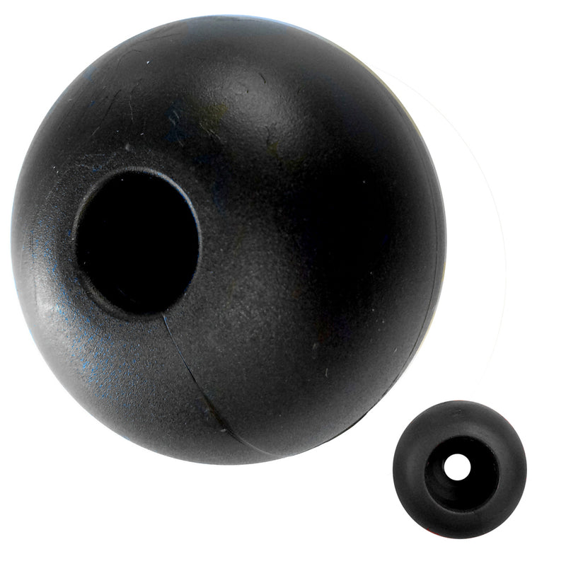 "Ronstan Parrel Bead - 16mm (5/8"") OD - Black - (Single) [RF1318BLK]"