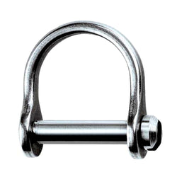 "Ronstan Wide Dee Shackle - 1/8"" Pin - 15/32""L x 11/32""W [RF1850S]"
