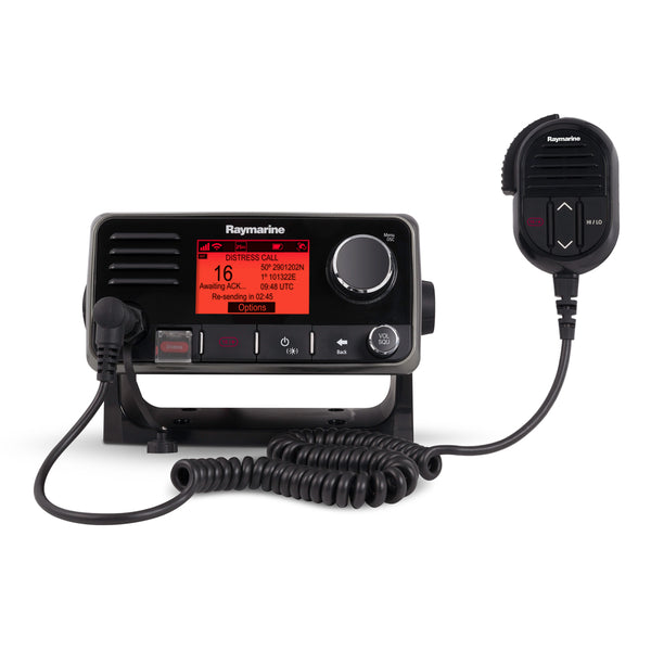 Raymarine Ray70 All-In-One VHF Radio w/AIS Receiver, Loudhailer & Intercom [E70251]
