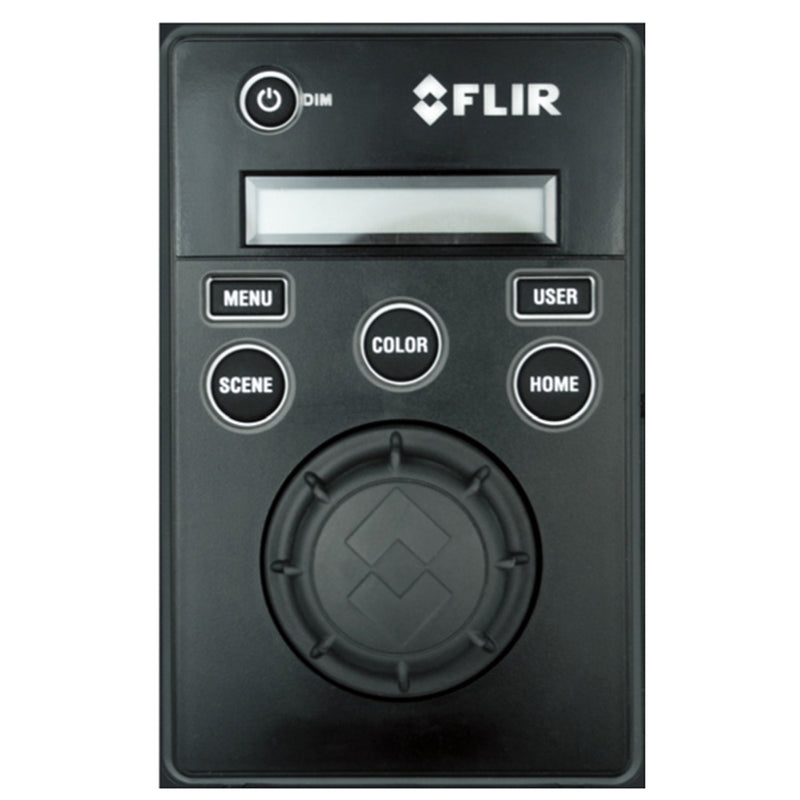 FLIR JCU-1 Joystick Control Unit f/M-Series - RJ45 Connection [500-0395-00]