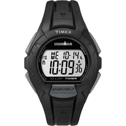 Timex Ironman Essential 10 Full-Size LAP - Black [TW5K940009J]