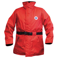 Mustang Classic Flotation Coat - Small - Red [MC1506-S-04]
