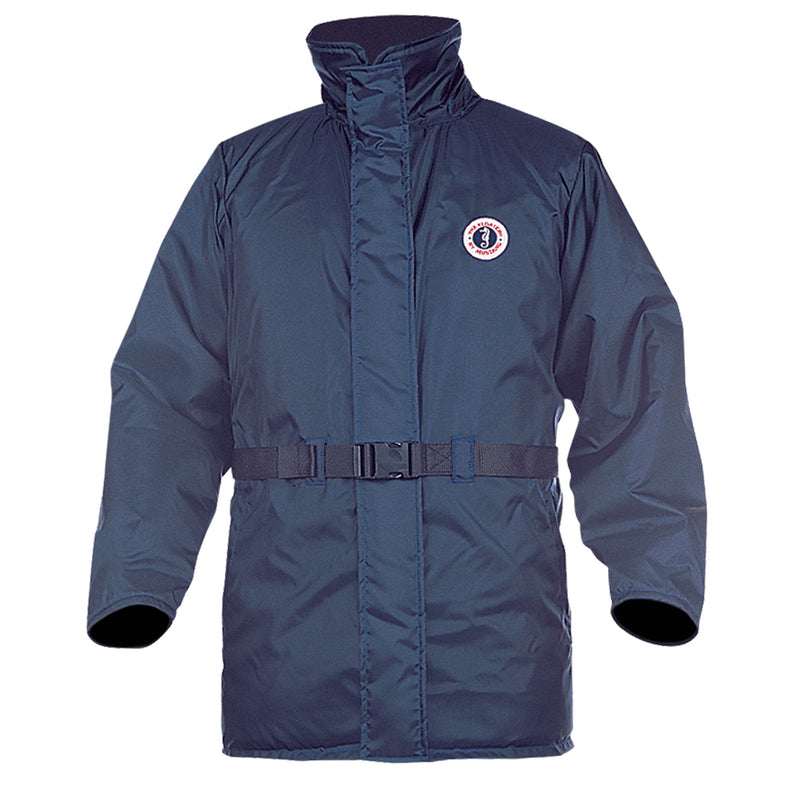 Mustang Classic Flotation Coat - Medium - Navy Blue [MC1506-M-05]