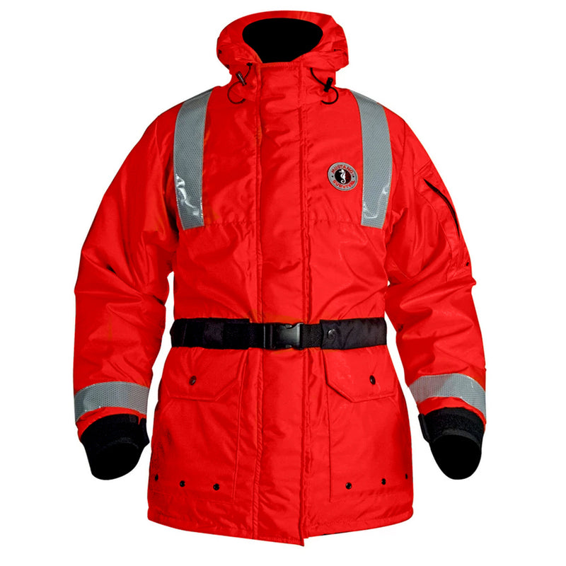 Mustang ThermoSystem Plus Flotation Coat - Red - X-Large [MC1536-XL-04]