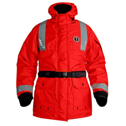 Mustang ThermoSystem Plus Flotation Coat - Red - XXX-Large [MC1536-XXXL-04]