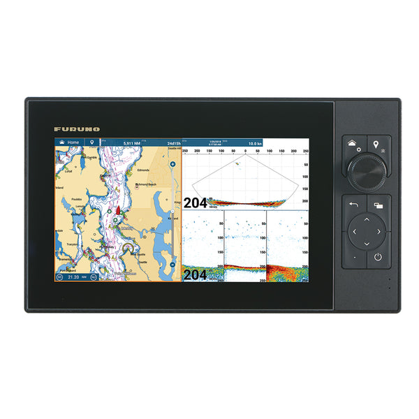 "Furuno NavNet TZtouch3 12"" MFD w/1kW Dual Channel CHIRP Sounder w/Internal GPS [TZT12F]"