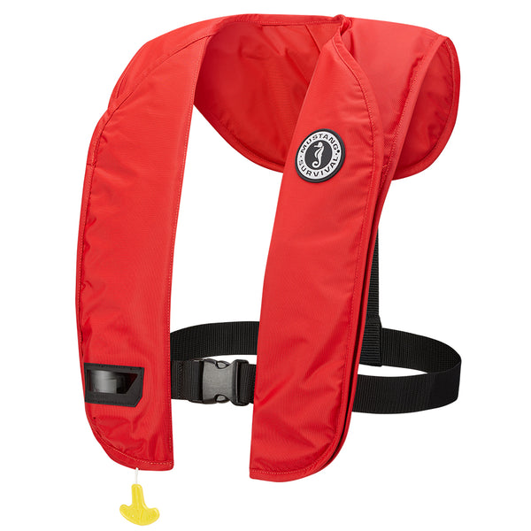 Mustang MIT 100 Inflatable Manual PFD - Red [MD2014/03-04]