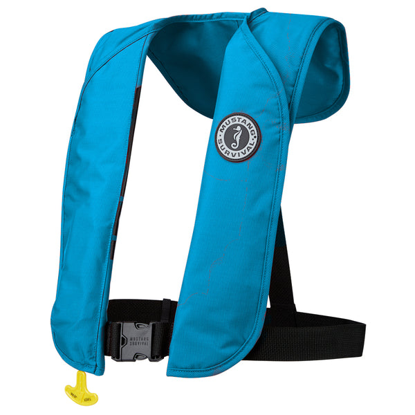 Mustang MIT 70 Inflatable PFD Automatic - Azure Blue [MD4032-268]