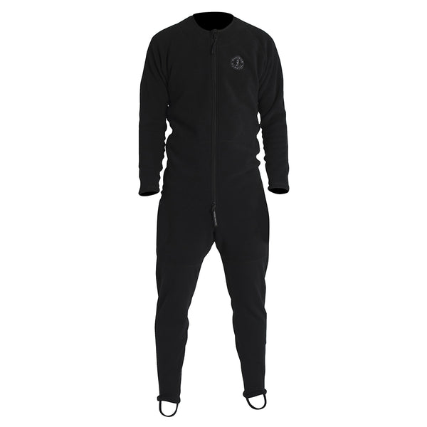 Mustang Sentinel Series Dry Suit Liner - Black - Large 1 [MSL600GS-L1]